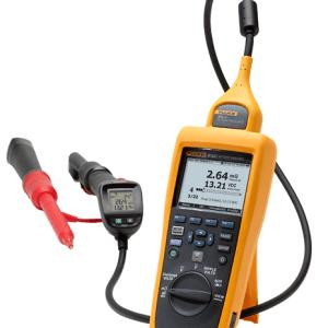 Analizador De Baterías Fluke BT521