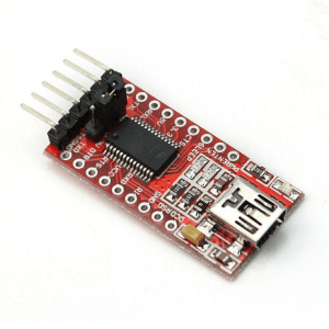 Módulo Conversor Mini TTL FT232RL