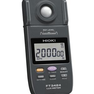Luxómetro Hioki FT3424