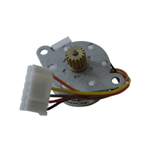 Motor Paso a Paso Unipolar 24V y 5 Cables