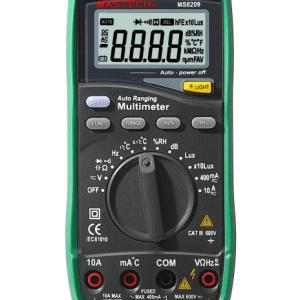 Multimetro Digital Mastech MS8209