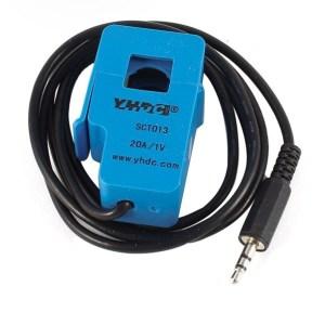 Sensor De Corriente 20A SCT013-020