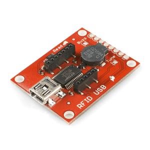El Lector RFID Con USB