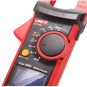 Pinza Amperimétrica Unit UT216D