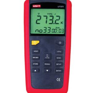Termometro De Doble Entrada Unit UT325
