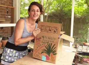 Texas Succulent Swap Unboxing video