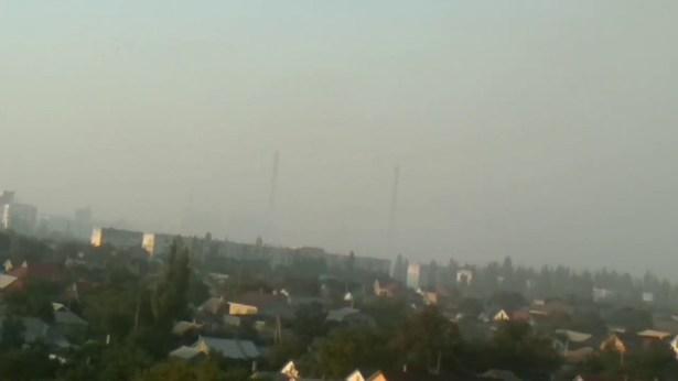 Крым «накрыло» кислотное облако: все подробности