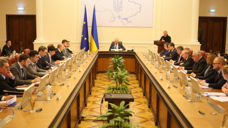 Кабмін проводить засідання щодо організації пересування українців під час карантину: трансляція