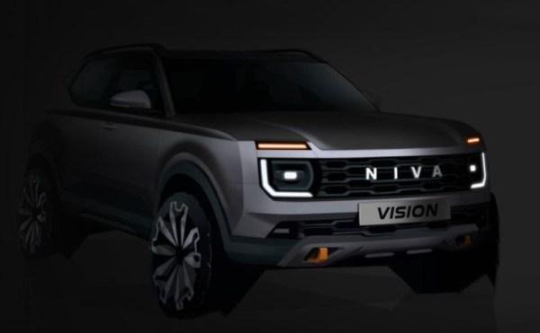 Новая Lada Niva: появились подробности и первое ...