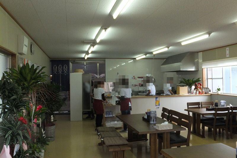 小松島市和田島 海鮮料理屋「小松屋」 内観