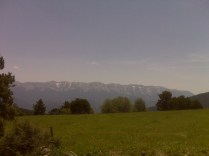 Impressionant vista de la Serra del Cadí