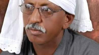 Photo of في ذمة الله صاحب القصيدة الشهيرة (خاوي) شاعر الحماسة السوداني جبر الله عوض السيد