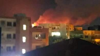 Photo of الجيش يُشكّل لجنة تحقيق لمعرفة أسباب حريق مخزن الذخيرة بالشجرة