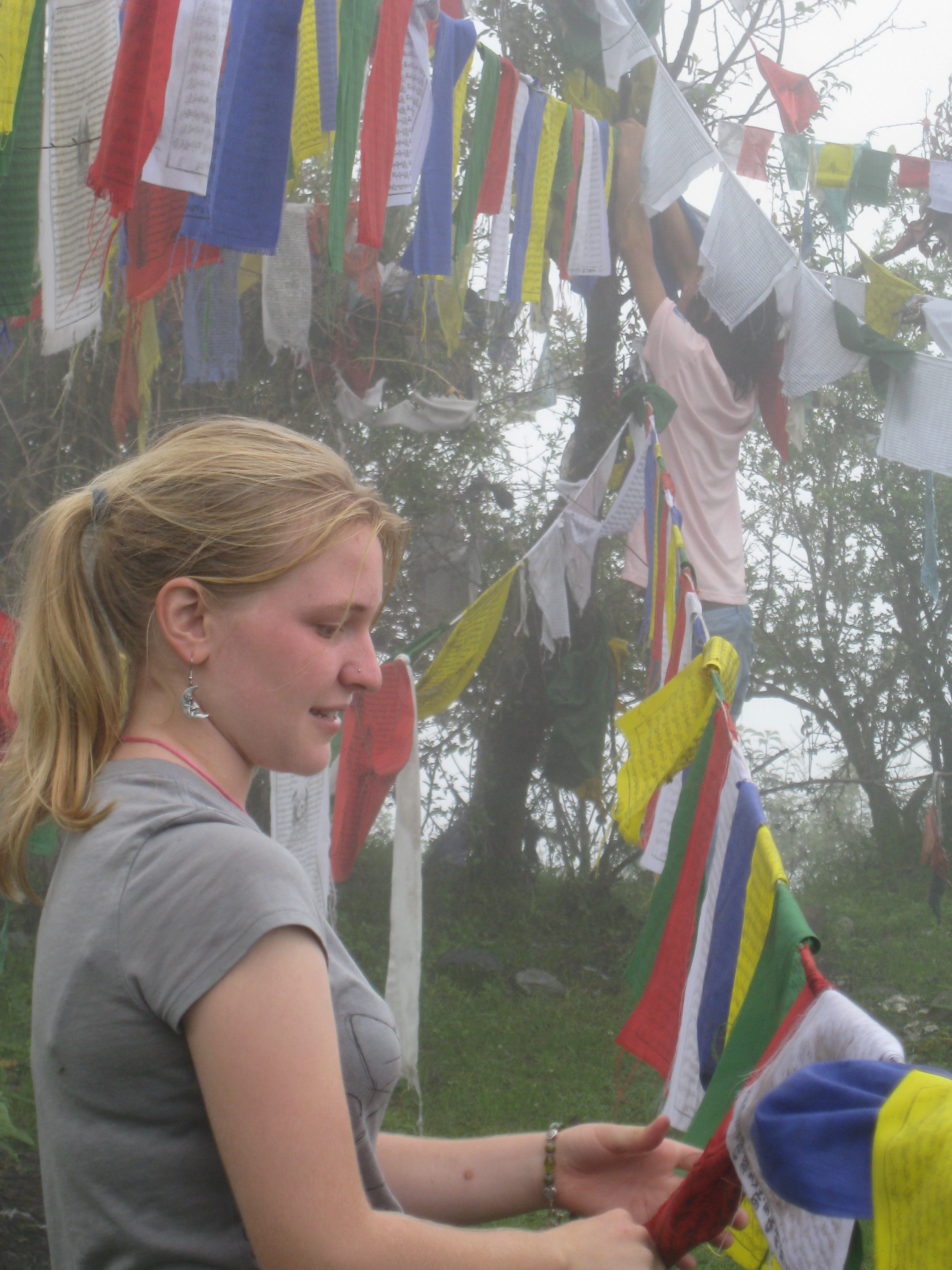 Shannon Ward: Finding her Way in Central Asia
