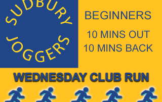 Sudbury Joggers Club Run Beginners