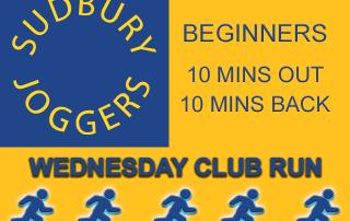 Sudbury Joggers Club Run Beginners