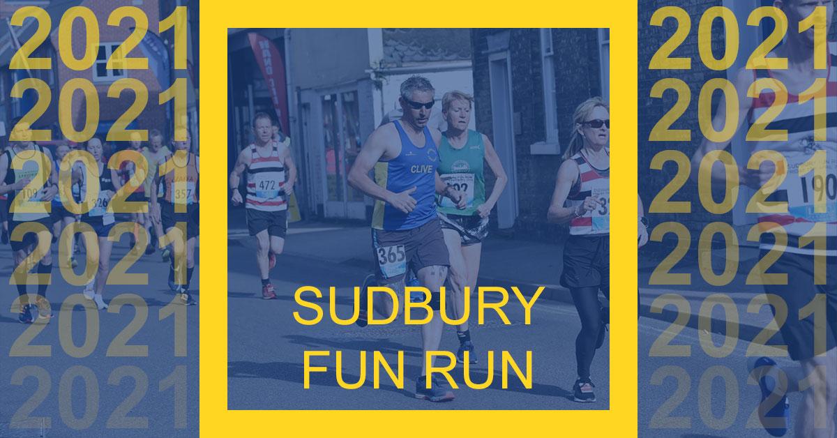 Sudbury Fun Run 2021