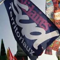 drapeau SUD dans le vent