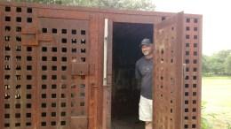Lance in jail