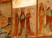 Polichromie - ściana pd.