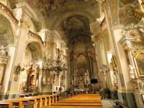 Nawa główna kościoła