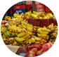 bananas cercle