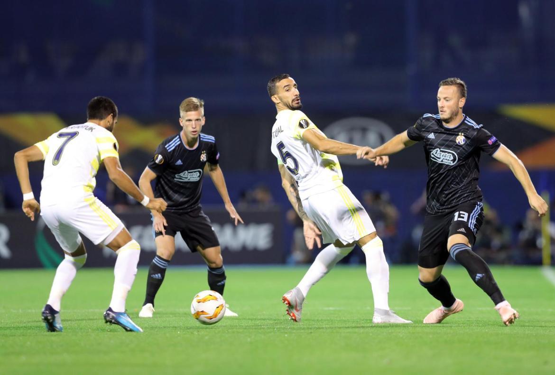 Sporne situacije na utakmici Europske lige Fenerbahçe-Dinamo 0:0