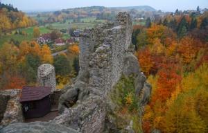 Zamek Frýdštejn