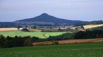 Ostrzyca – Pogórze Kaczawskie