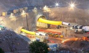 Chenani-Nashri tunnel