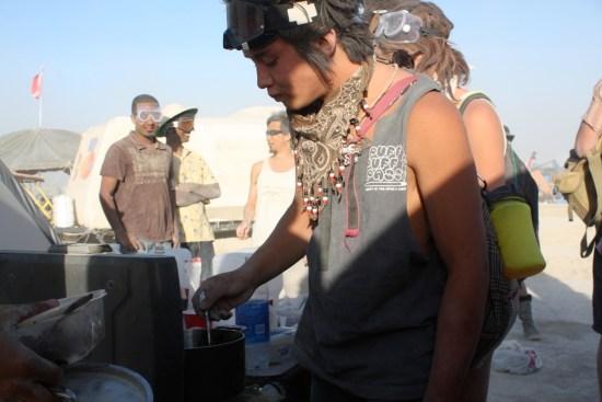 Burning Man Black Sotong 5