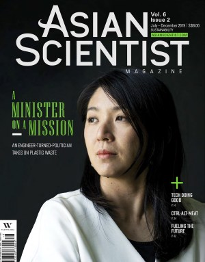 Asian Scientist July 2019 Cover