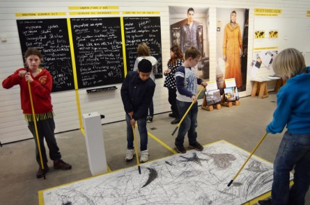 """Bordr is part of a traveling exhibition of border-investigation and representation methodologies called """"Project Borders""""."""