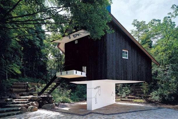 fujimori terunobu guest house