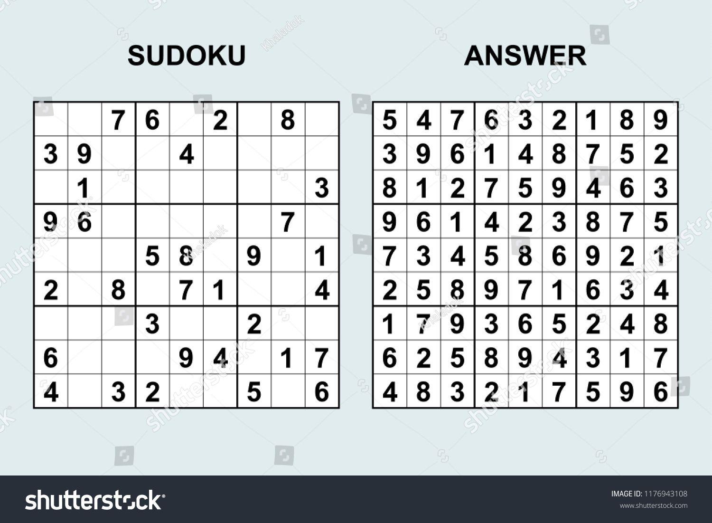 Printable Sudoku Puzzlesprintable Worksheets The Teacher S