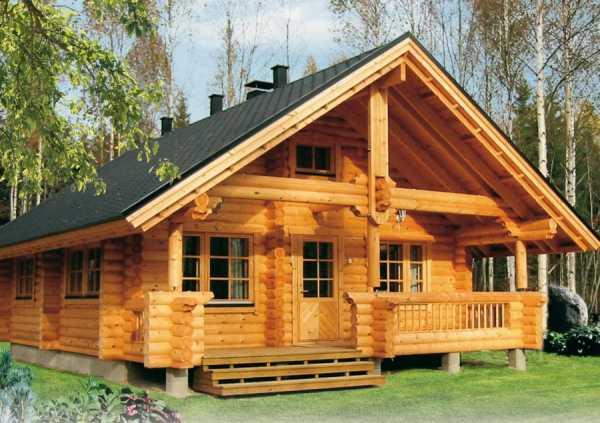 Дома из дерева проекты фото – Проекты деревянных домов из ...