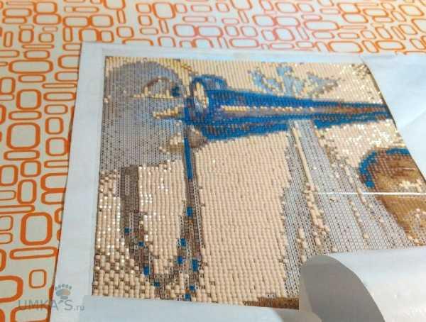 Как правильно собирать алмазную мозаику – Как выкладывать ...