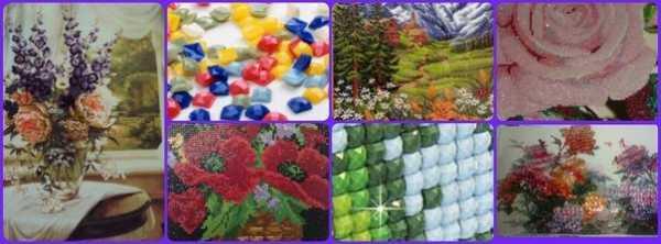 Картины алмазная мозаика как делать – Как выкладывать ...