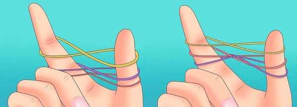 Плетение из резинок картинки – Схемы плетения браслетов из ...
