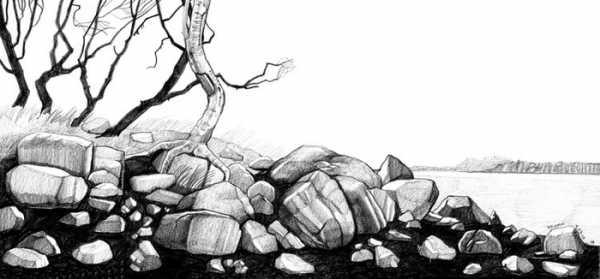 Рисунок камней окружающий мир 1 класс – Рисунок из камней ...