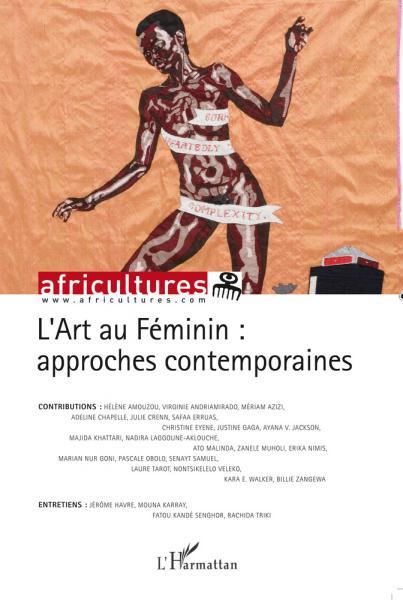 """Résultat de recherche d'images pour """"n°85 de la revue Africultures «  L'art au féminin : approches contemporaines. »"""""""