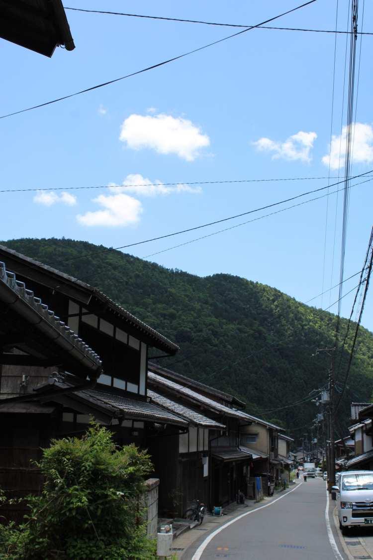 Kurama village