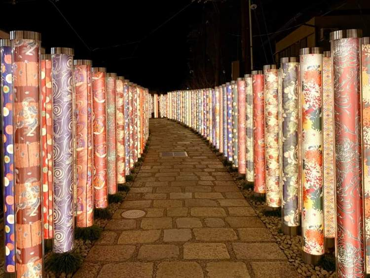 Kimono Forest Kyoto, Arashiyama