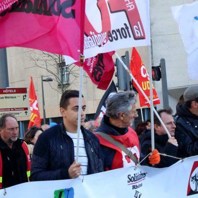 Retraites: en grève le 24 janvier!