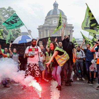 Le droit de grève chez Captrain France