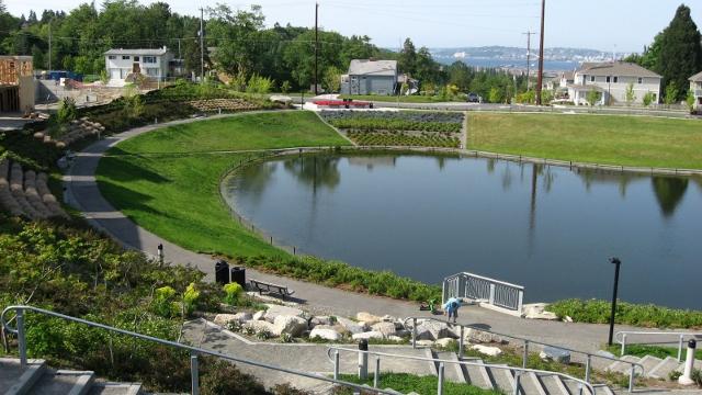 Estanques de retenci n sud sostenible for Imagenes de estanques para ninos