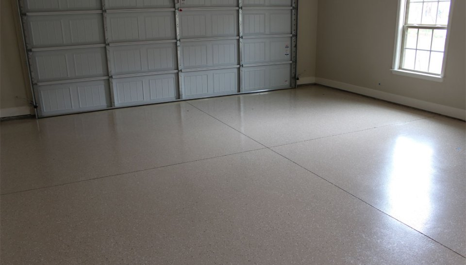 Garage Concrete Sealing