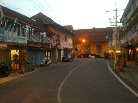 Jews street