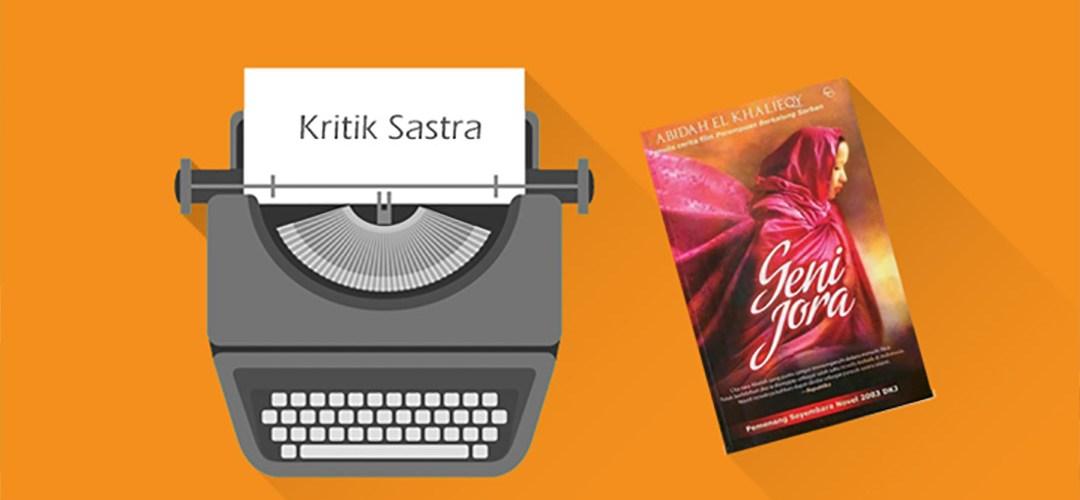 Kritik Sastra Feminisme Dalam Perspektif Novel Geni Jora