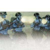 Вселенная Солдата Роуга (Rogue Trooper)